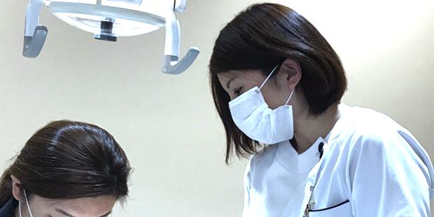 歯科助手庭野